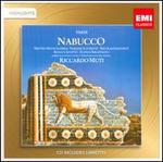 Verdi: Nabucco [Highlights]
