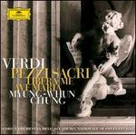 Verdi: Pezzi sacri; Libera me; Ave Maria