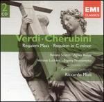 Verdi: Requiem Mass; Cherubini: Requiem in C minor