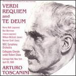 Verdi: Requiem; Te Deum