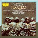 Verdi: Requiem - Florence Quivar (mezzo-soprano); Sharon Sweet (soprano); Simon Estes (bass); Vinson Cole (tenor); Ernst Senff Chorus, Berlin (choir, chorus); Berlin Philharmonic Orchestra; Carlo Maria Giulini (conductor)