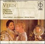 Verdi: Rigoletto; La Traviata; Il Trovatore (Highlights)
