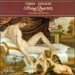 Verdi, Strauss: String Quartets