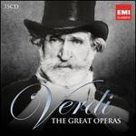 Verdi: The Great Operas [EMI]