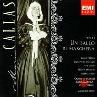 Verdi: Un Ballo in Maschera - Eugenia Ratti (vocals); Ezio Giordano (vocals); Fedora Barbieri (vocals); Giuseppe di Stefano (vocals);...