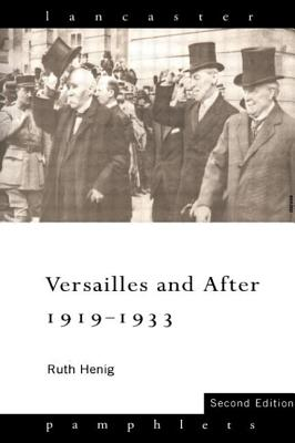Versailles and After - Henig, Ruth