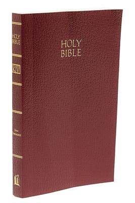 Vest Pocket New Testament-KJV - Thomas Nelson Publishers (Creator)