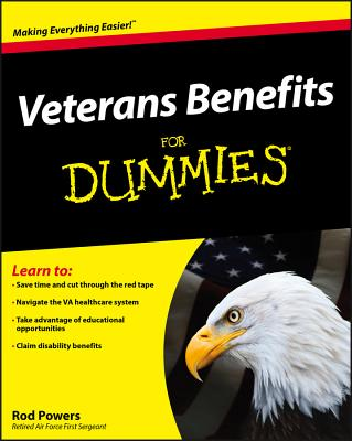Veterans Benefits for Dummies - Powers, Rod