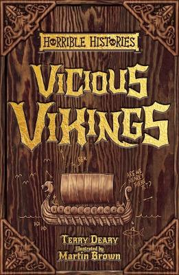 Vicious Vikings - Deary, Terry