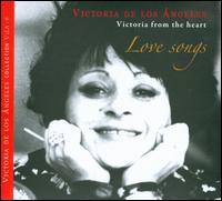 Victoria from the Heart: Love Songs - Carlo del Monte (vocals); Dietrich Fischer-Dieskau (baritone); Geoffrey Parsons (piano); Gerald Moore (piano);...