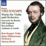 Vieuxtemps: Works for Violin and Orchestra