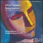 Viktor Kalabis: String Quartets