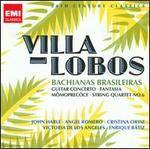 Villa-Lobos: Bachianas Brasileiras; Guitar Concerto; Fantasia; Mômoprecóce; String Quartet No. 6