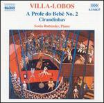 Villa-Lobos: Piano Music, Vol. 2