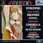Villa-Lobos/Prokofiev/Debussy