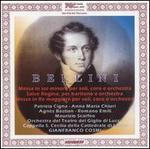 Vincenzo Bellini: Messa in sol minore; Salve Regina; Messa in Re maggiere