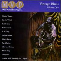 Vintage Blues, Vol. 1 [MVP] - Various Artists