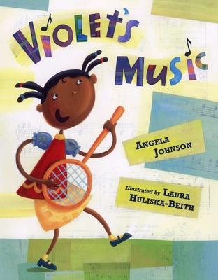 Violet's Music - Johnson, Angela