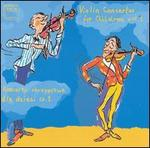 Violin Concertos for Children, Vol. 1