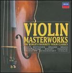 Violin Masterworks