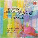 Virtuoso Violin Sonatas
