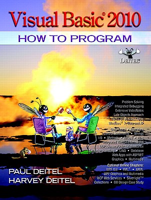 Visual Basic 2010 How to Program - Deitel, Paul, and Deitel, Harvey M, PH.D.