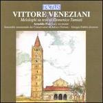 Vittore Veneziani: Melologhi su testi di Domenico Tumiati - Arnoldo Foa; Conservatori di Musica di Adria e di Ferrara