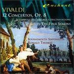 Vivaldi: 12 Concerti Op. 8; Cimento Dell'armonia E Dell'inv