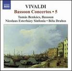 Vivaldi: Bassoon Concertos, Vol. 5