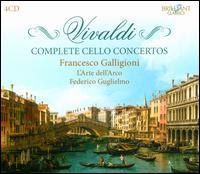 Vivaldi: Complete Cello Concertos - Alberto Guerra (bassoon); Alessando Pivelli (double bass); Diego Cantalupi (theorbo); Diego Cantalupi (baroque guitar);...