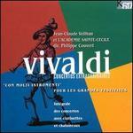 Vivaldi: Concerti con molti istromenti - Academie Saint-Cécile; Philippe Couvert (conductor)