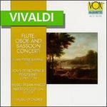 Vivaldi: Flute, Oboe & Bassoon Concerti