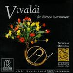 Vivaldi for diverse instruments