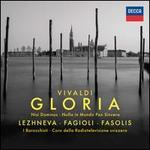 Vivaldi: Gloria; Nisi Dominus; Nulla in Mundo Pax Sincera