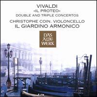 Vivaldi: Il Proteo - Christophe Coin (cello); Duilio Galfetti (violin); Elena Russo (cello); Enrico Onofri (violin); Francesco Cera (harpsichord);...