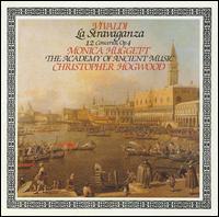 Vivaldi: La Stravaganza - Christopher Hogwood (organ); Christopher Hogwood (harpsichord); Monica Huggett (violin); Academy of Ancient Music