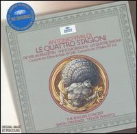 Vivaldi: Le Quattro Stagioni; Concertos, RV 548 & 516 - David Reichenberg (oboe); Elizabeth Wilcock (violin); Simon Standage (violin); The English Concert; Trevor Pinnock (harpsichord); Trevor Pinnock (conductor)