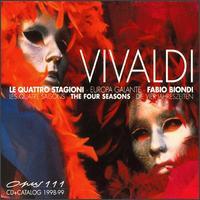 Vivaldi: Le Quattro Stagioni - Europa Galante; Fabio Biondi (violin)