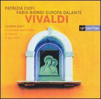 Vivaldi: Motets - Europa Galante; Fabio Biondi (violin); Patrizia Ciofi (soprano)
