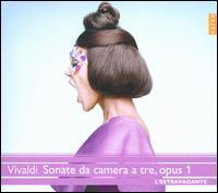 Vivaldi: Sonata da camera a tre - Franco Pavan (baroque guitar); Franco Pavan (theorbo); L'Estravagante; Pietro Pasquini (organ)