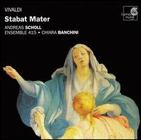 Vivaldi: Stabat Mater - Andreas Scholl (counter tenor); Ensemble 415; Chiara Banchini (conductor)