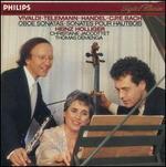 Vivaldi, Telemann, Handel, C.P.E. Bach: Oboe Sonatas