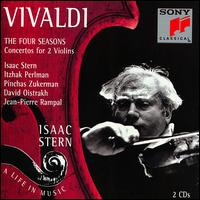 Vivaldi: The Four Seasons; Double Concertos - David Oistrakh (violin); English Chamber Orchestra (chamber ensemble); Franz Liszt Chamber Orchestra (chamber ensemble);...