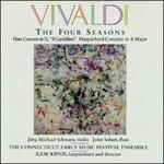 "Vivaldi: The Four Seasons; Flute Concerto in D ""Il Gardellino""; Harpsichord Concerto in A major"