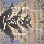 Vivaldi: The Four Seasons; L'Estro Armonico; La Stravaganza; etc. - Alan Loveday (violin); Carmel Kaine (violin); Celia Nicklin (oboe); Christopher Hogwood (organ);...