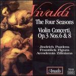 Vivaldi: The Four Seasons; Violin Concerti Op. 3 Nos. 6 & 8