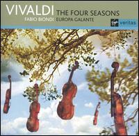 Vivaldi: The Four Seasons - Enrico Casazza (violin); Europa Galante; Fabio Biondi (violin); Isabella Longo (violin); Maurizio Naddeo (cello);...