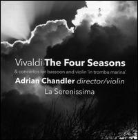 Vivaldi: The Four Seasons - Adrian Chandler (violin); Camilla Calicchio (violin); James O'Toole (viola); Jong On Oakki Lau (viola); La Serenissima;...