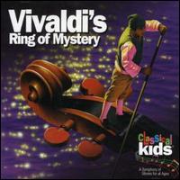 Vivaldi's Ring of Mystery [Atlantic] - Adele Armin (violin); Adele Armin; Agnes Roberts (violin); Bruce Ubukata (harpsichord); Charles Elliott (bass);...