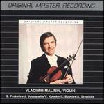 Vladimir Malinin, Violin